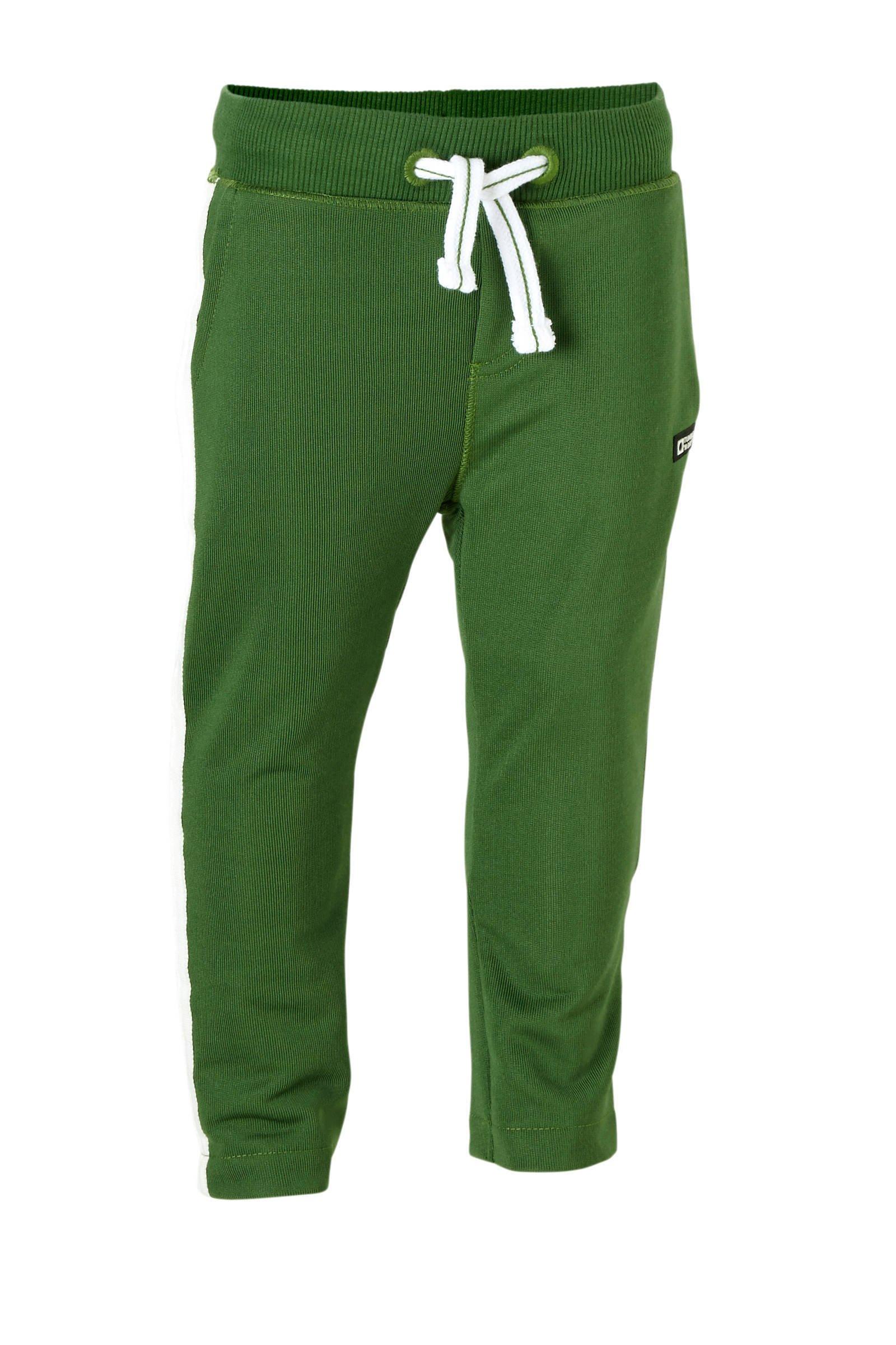Tumble 'n Dry Lo sweatpants Kency groen (jongens)