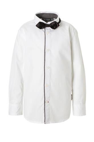 Mid overhemd Randal met strik