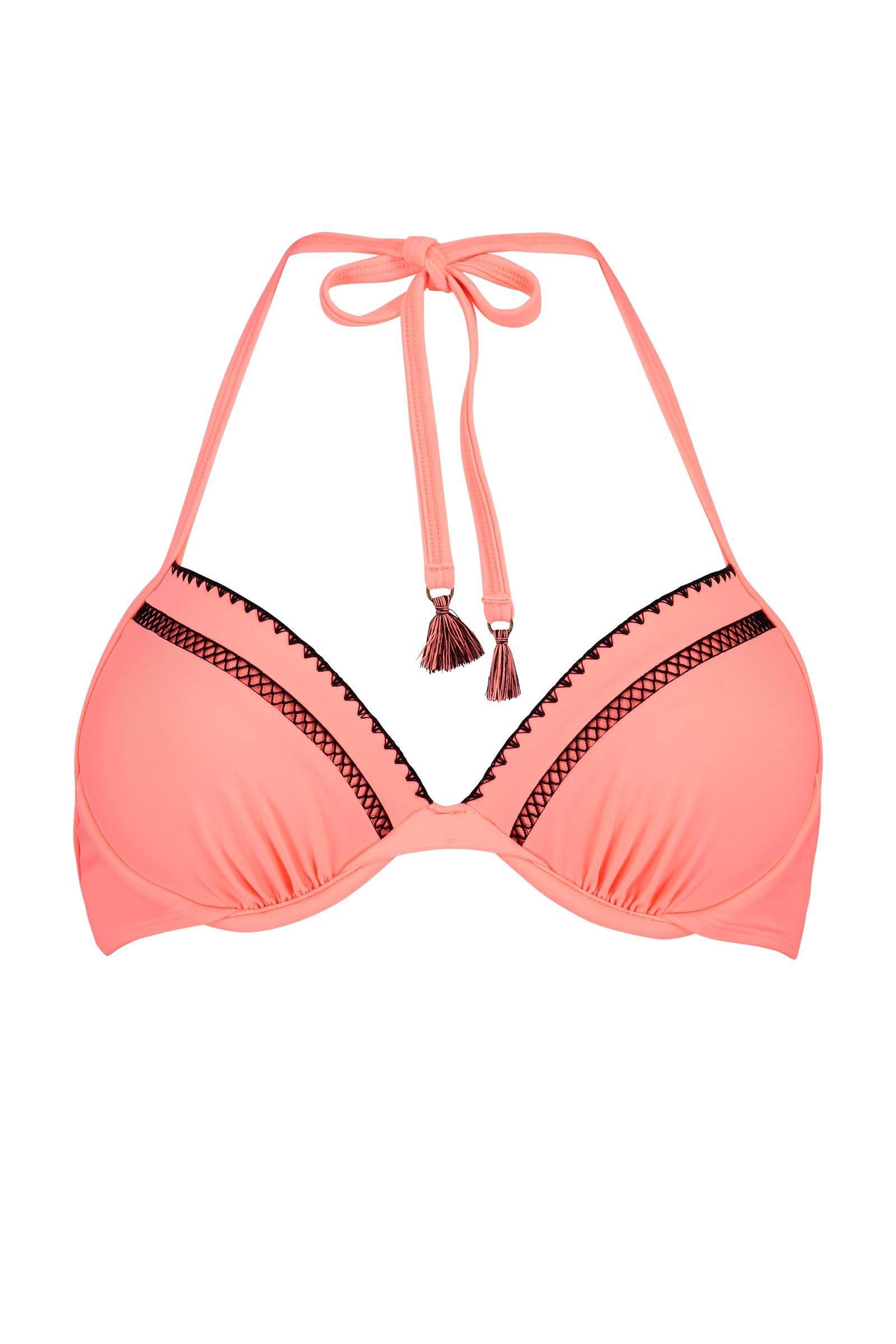Hunkemöller Mix & Match beugel bikinitop Island Lindes