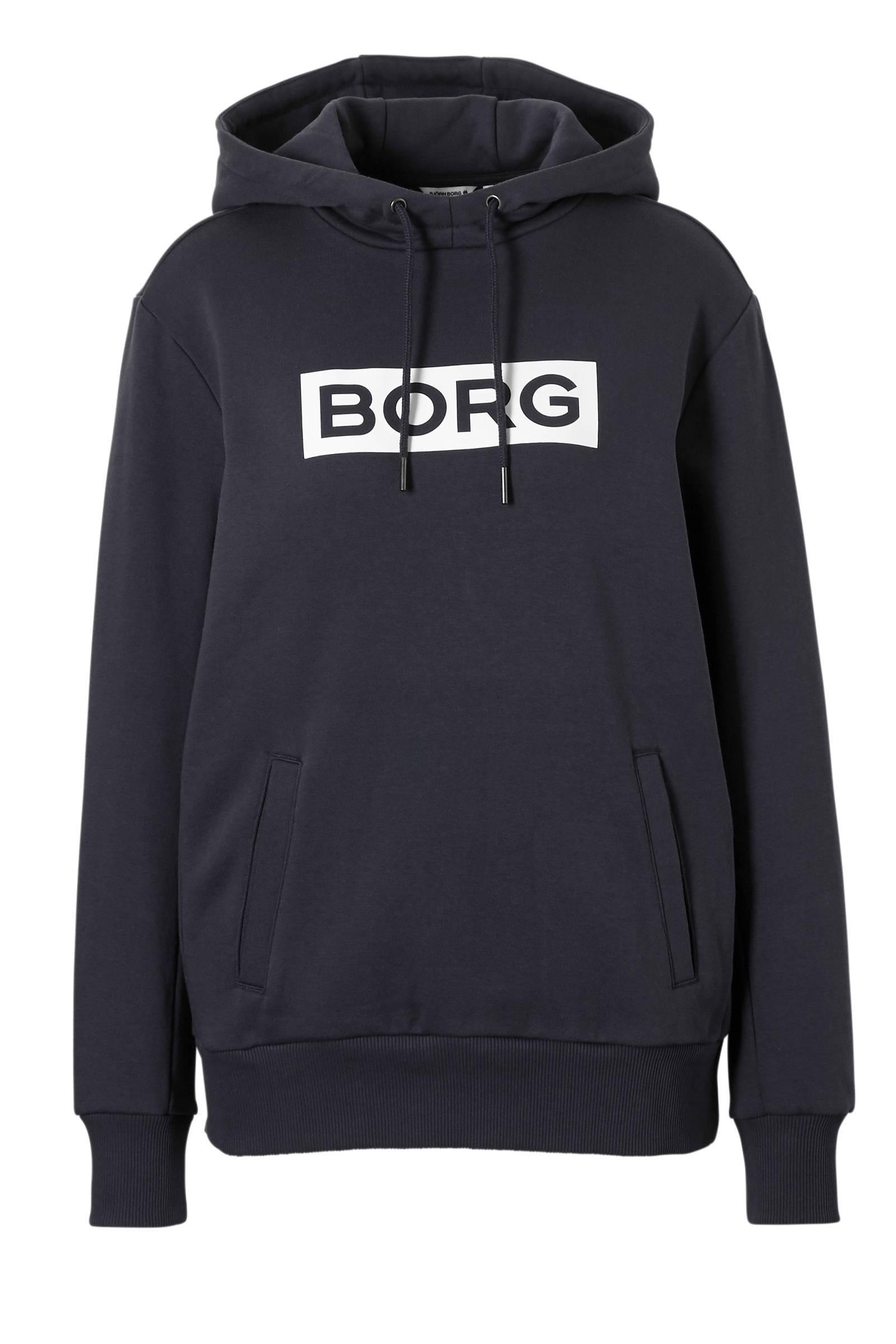 Björn Borg sweater zwart (dames)