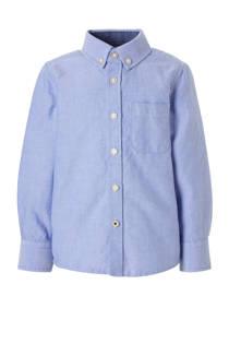 C&A Palomino regular fit overhemd lichtblauw (jongens)