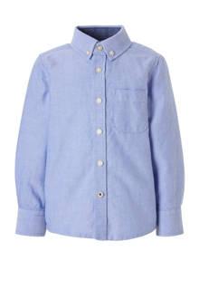 Palomino regular fit overhemd lichtblauw