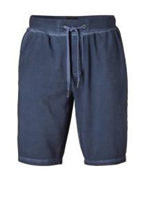 C&A Angelo Litrico regular fit sweatshort blauw