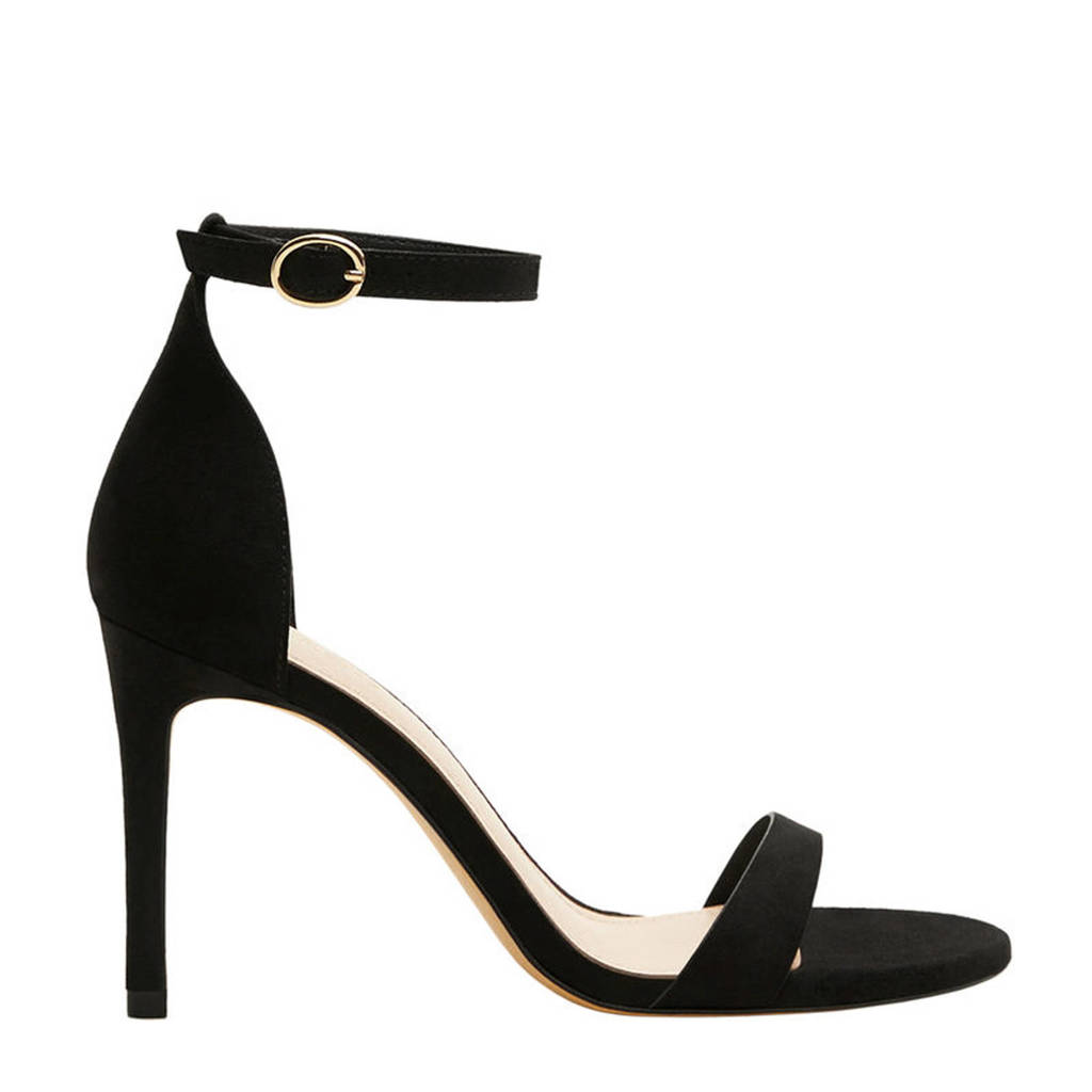 Mango   sandalettes, Zwart