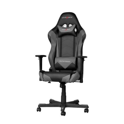 DXRacer Racing R001-NG gamestoel zwart / grijs kopen