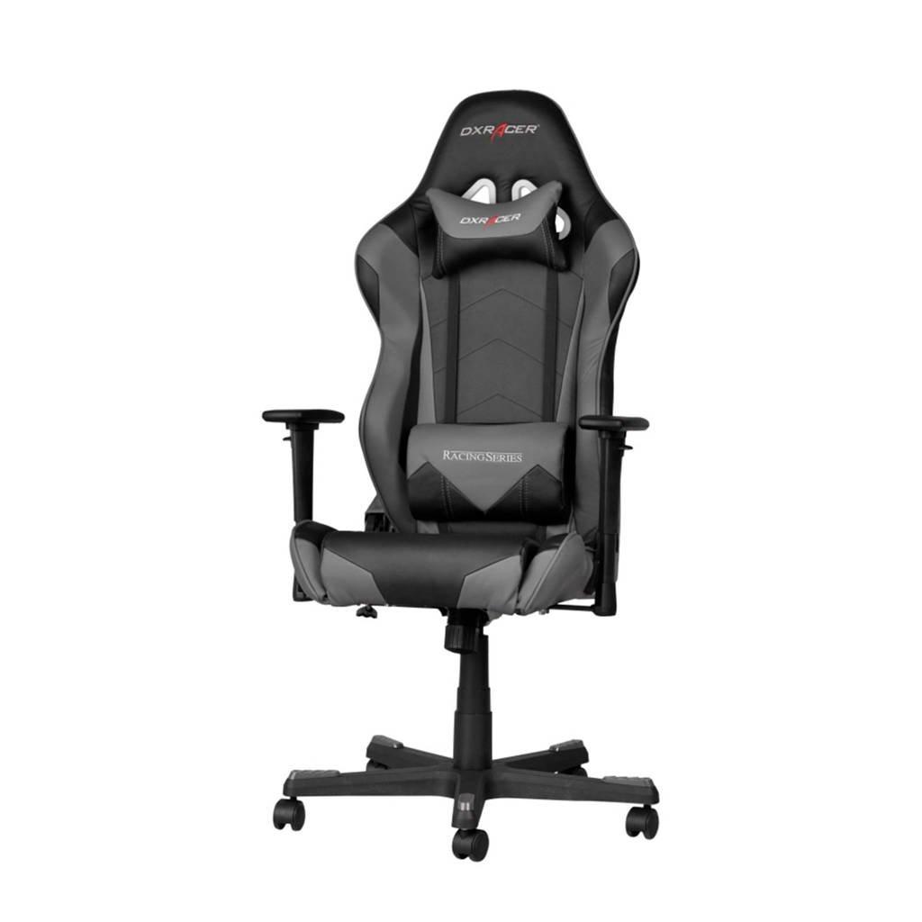 DXRacer Racing R001-NG gamestoel zwart / grijs