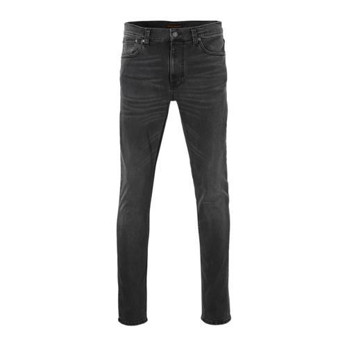 Nudie Jeans slim fit jeans Lean Dean mono grey