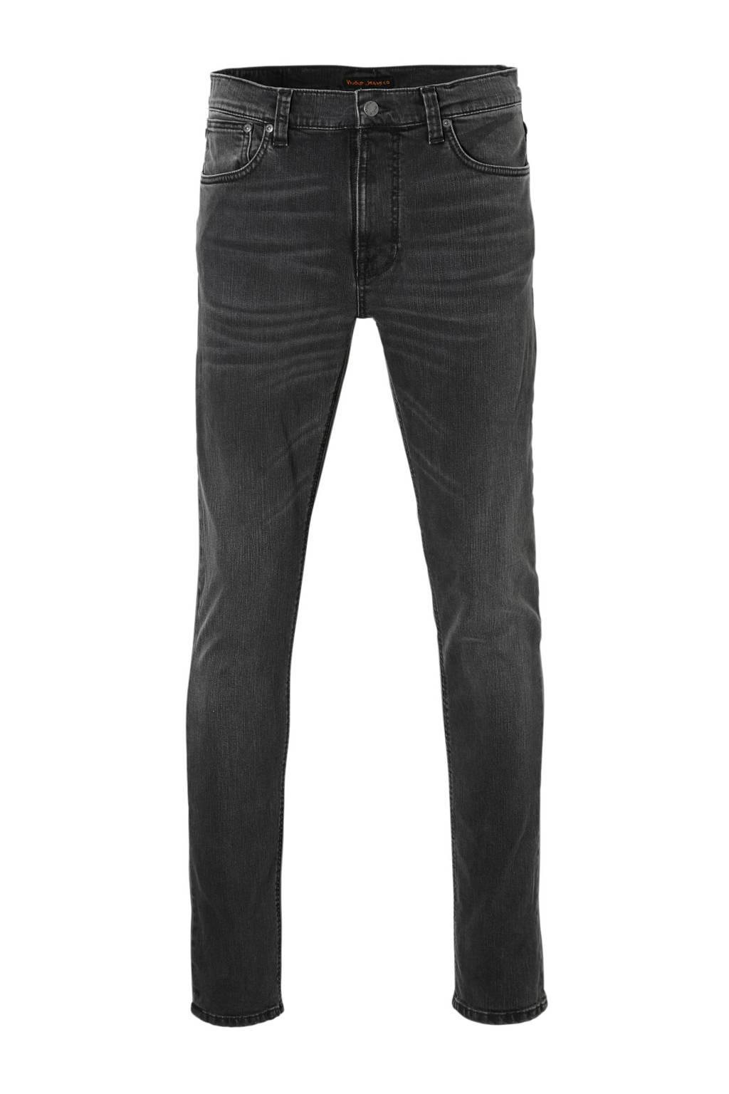 Nudie Jeans slim fit jeans Lean Dean, Mono grey