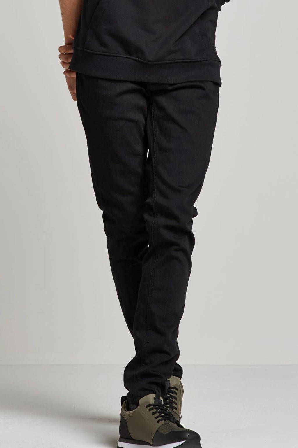 Nudie Jeans skinny fit jeans Tight Terry ever black, Ever Black