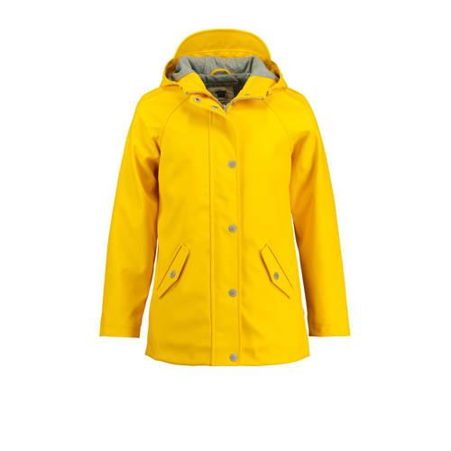 America Today Junior meisjes regenjas Janet geel kopen