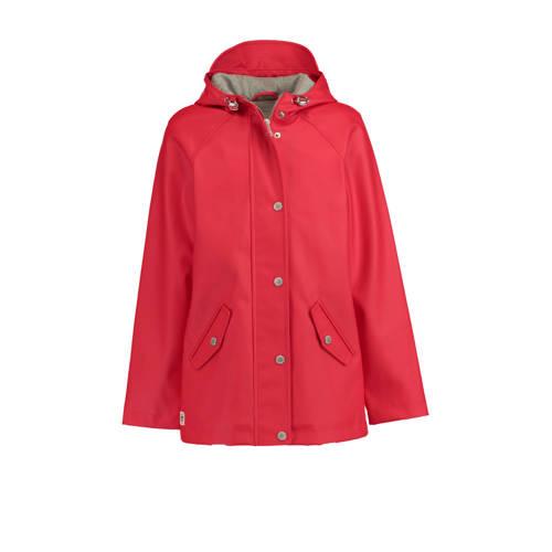 America Today Junior meisjes regenjas Janet rood kopen