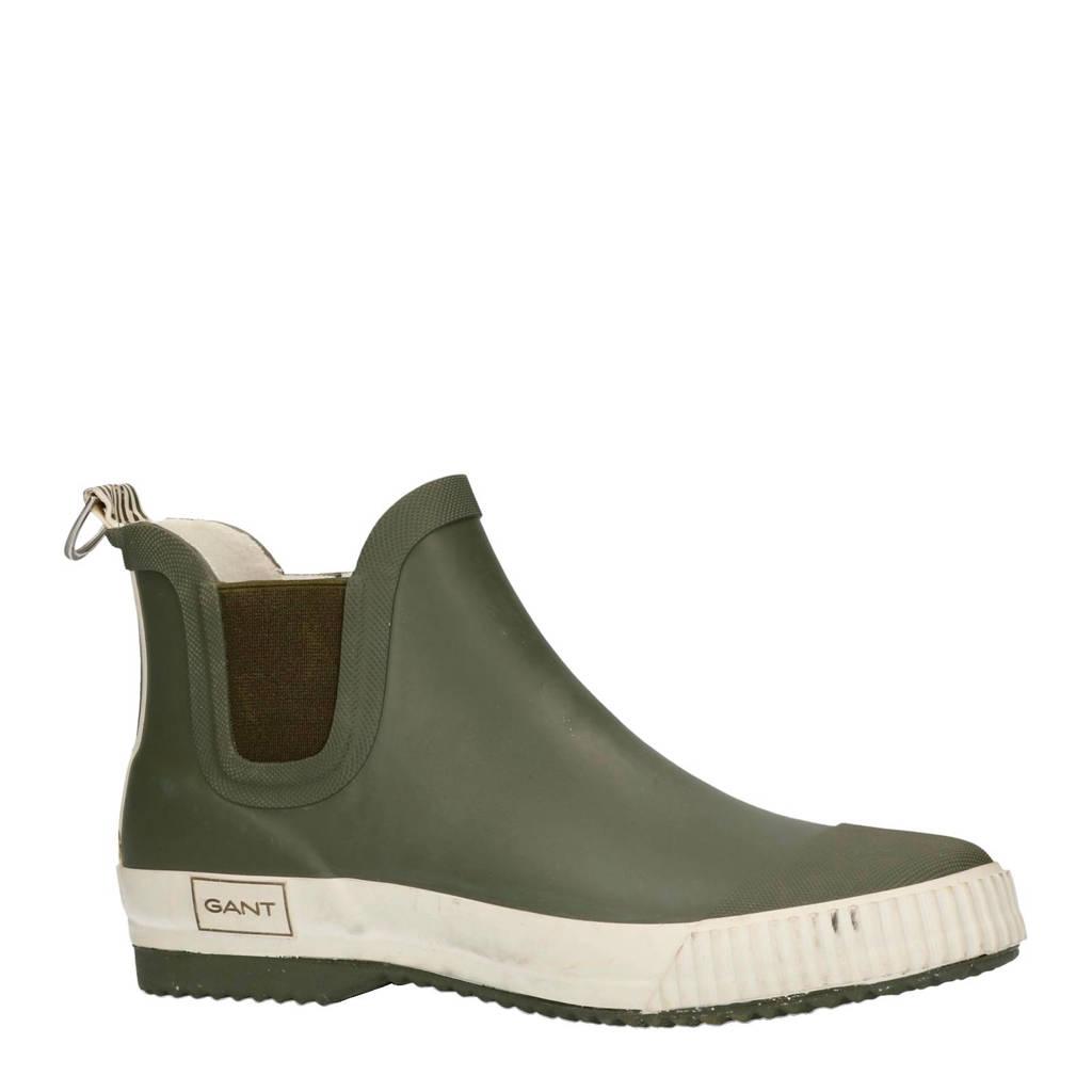 GANT chelsea boots groen, Groen