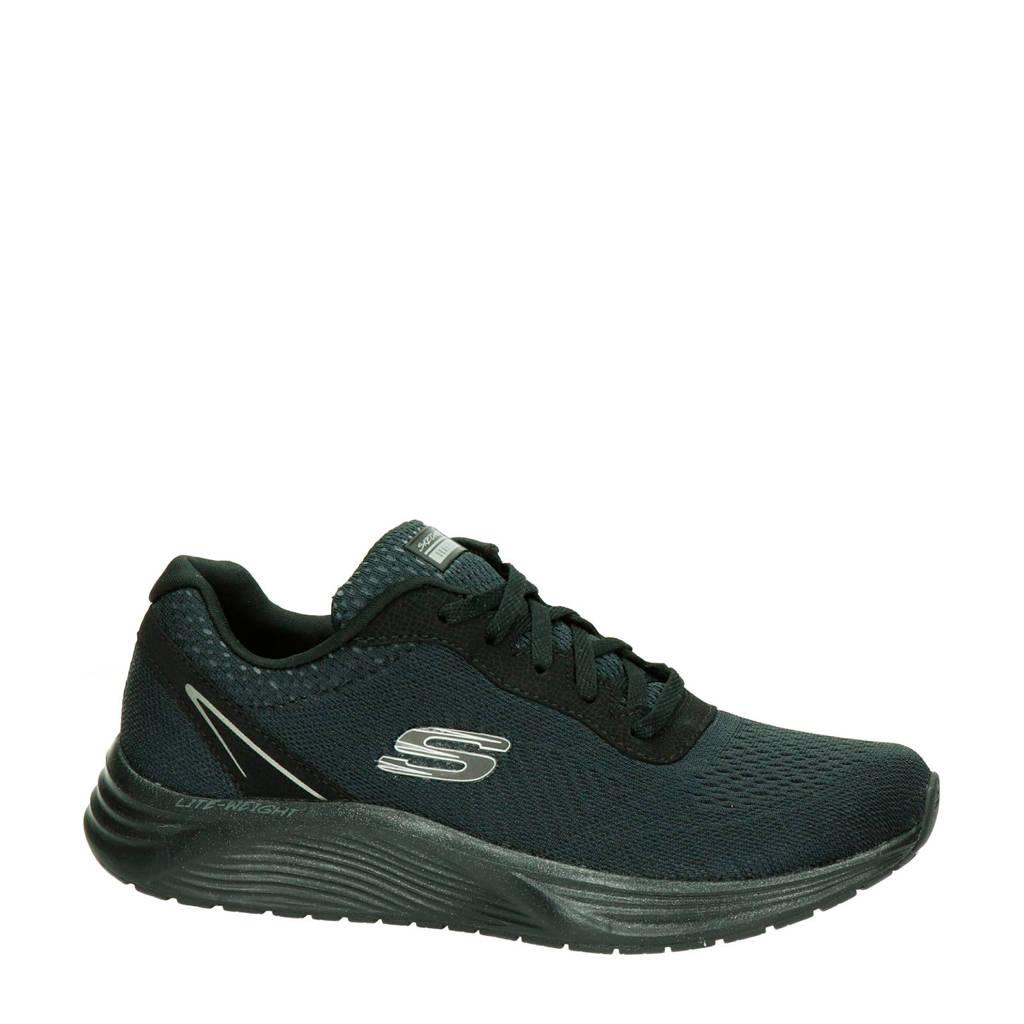 Skechers   sneakers Dual-Lite zwart, Zwart