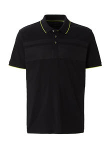 XL Angelo Litrico polo zwart