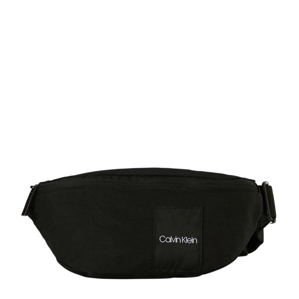 Calvin Klein  heuptas Item Story Waistbag, Zwart