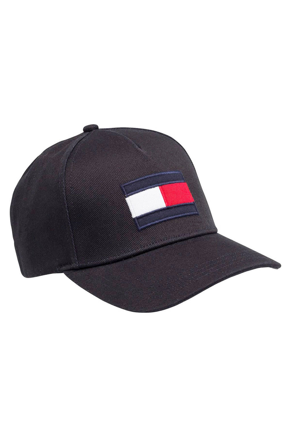Tommy Hilfiger pet Flag Cap, Donkerblauw
