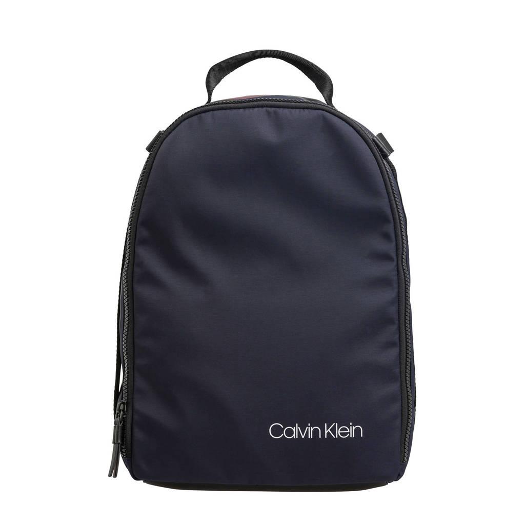 Calvin Klein  rugzak Clash Round, Marineblauw