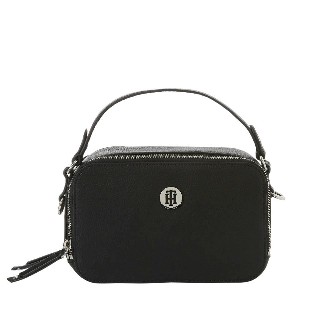 Tommy Hilfiger  crossbody tas Cool Tommy Mini Trunk, Zwart