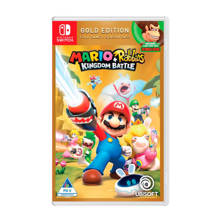 Mario & rabbids - Kingdom battle Gold edition (Nintendo Switch)