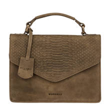 leren handtas Hunt Hailey Citybag