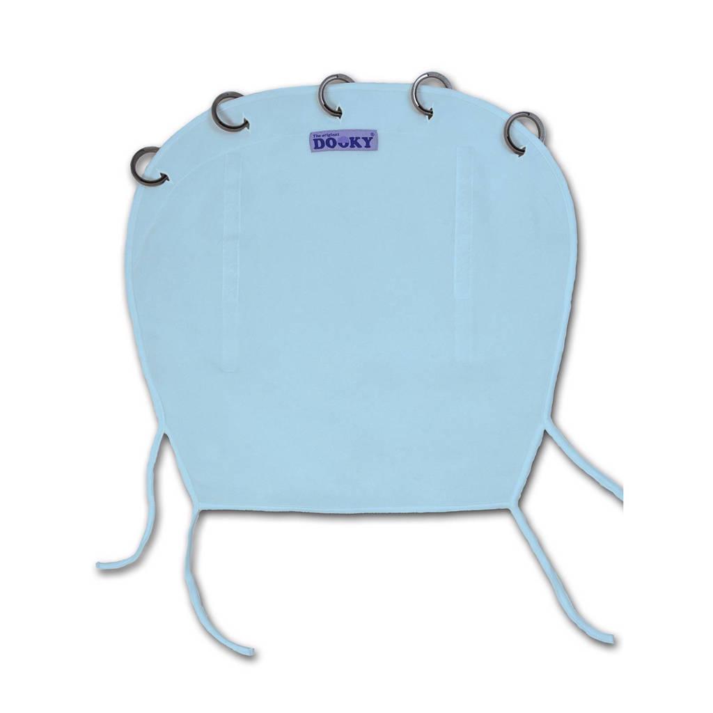 Dooky Uni Cover beschermdoek baby blauw, Uni baby blauw