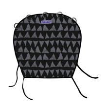 Tribal Cover beschermdoek zwart