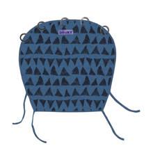 Tribal Cover beschermdoek blauw