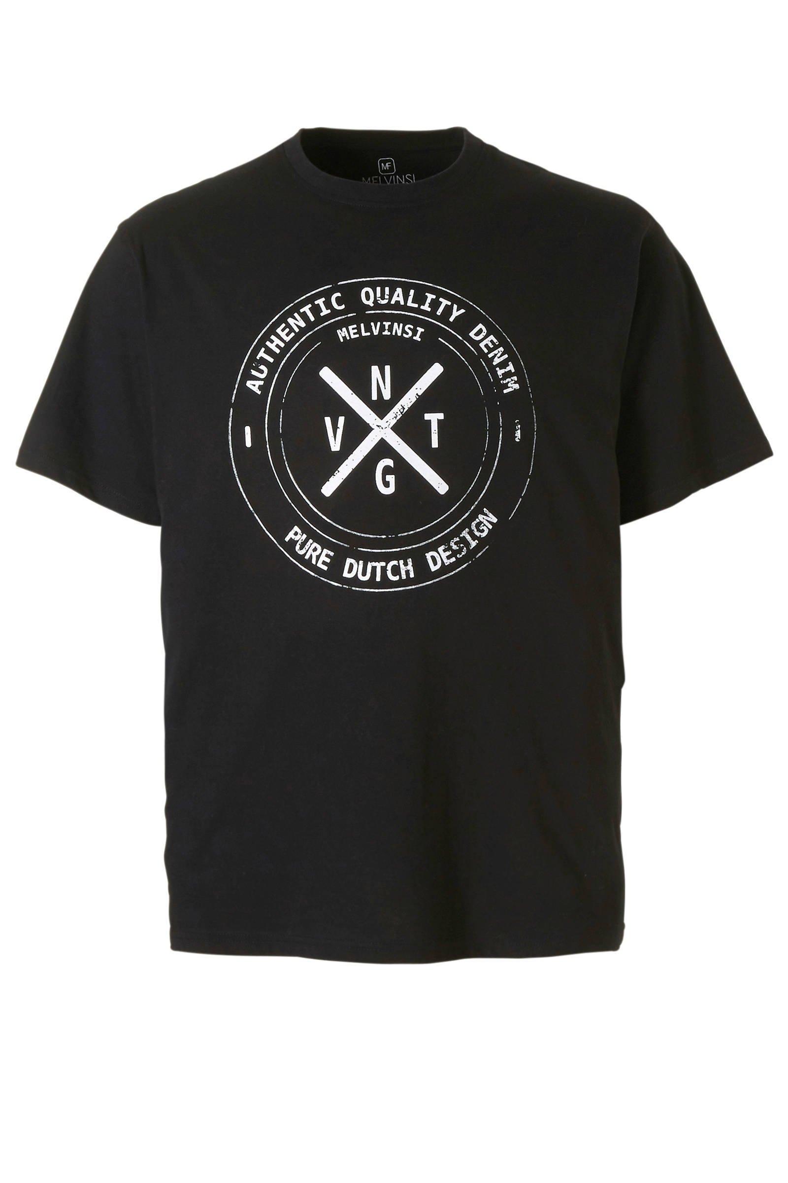 Melvinsi +size plussize t-shirt