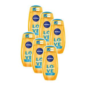 Shower Love Sunshine -  multiverpakking 6 x 250 ml