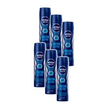 Fresh Active deodorant spray  - multiverpakking 6 x 150 ml