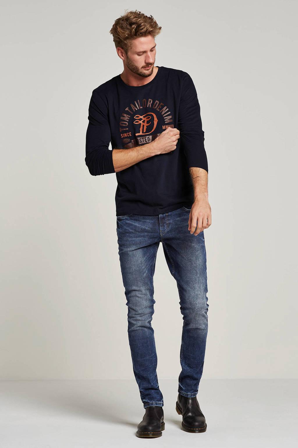 Tom Tailor Denim skinny fit jeans Culver, Used denim