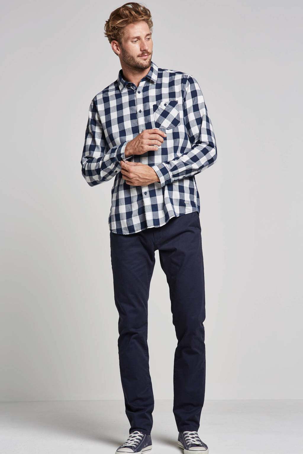 Tom Tailor Denim skinny fit chino, Navy