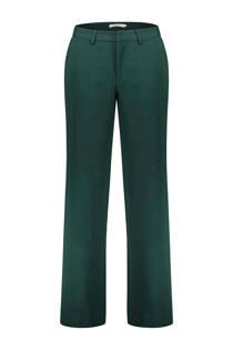 Sissy-Boy pantalon donkergroen (dames)