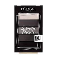 L'Oréal Paris Le Petit Palette 06 Fetishist oogschaduw