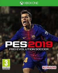 Pro evolution soccer 2019 (Xbox One)