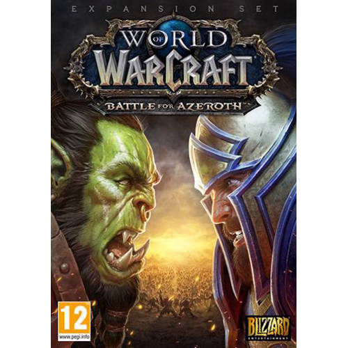 World of warcraft - Battle for Azeroth (PC) kopen