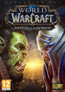 World of warcraft – Battle for Azeroth (PC)