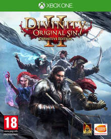 Divinity - Original sin 2 (Xbox One)