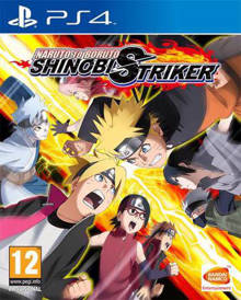Naruto to boruto - Shinobi striker (PlayStation 4)