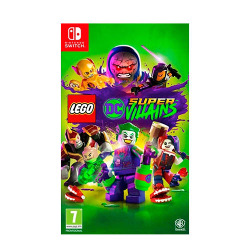 Lego DC Supervillains (Nintendo Switch) kopen
