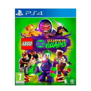 DC Supervillains (PlayStation 4)