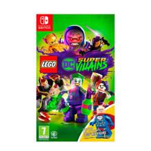 Lego DC Supervillains + Toy (Nintendo Switch)