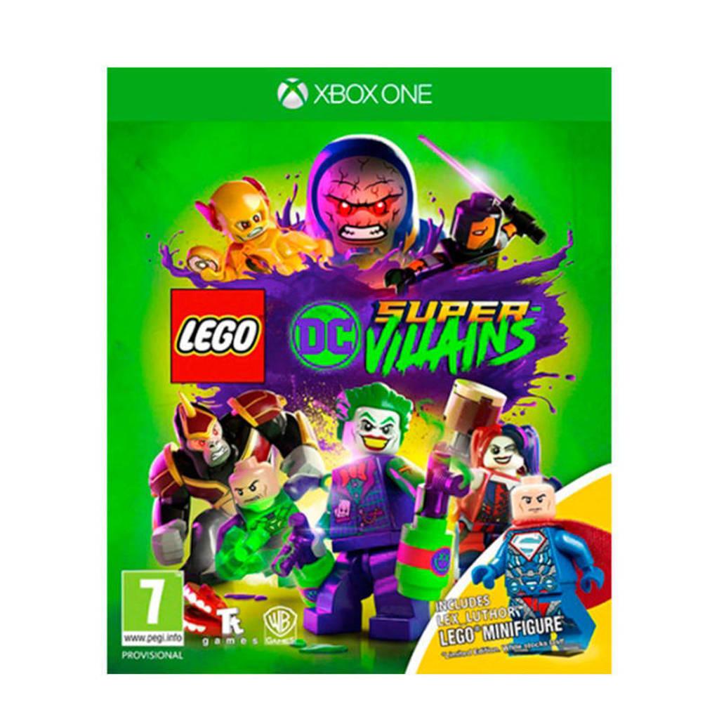 Lego DC Supervillains + Toy (Xbox One)