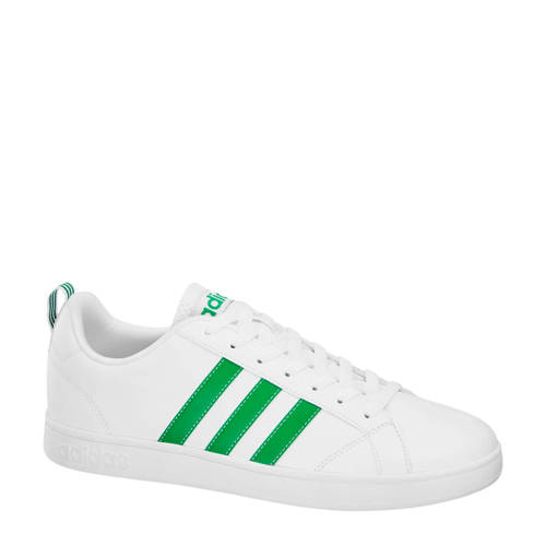 Advantage sneakers wit-groen