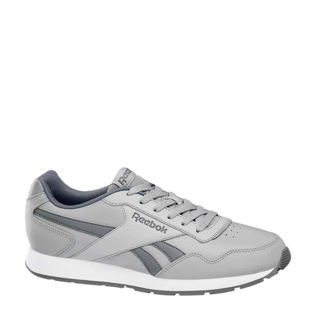 556f26ba547 Reebok leren sneakers met strepen grijs, Grijs/antraciet