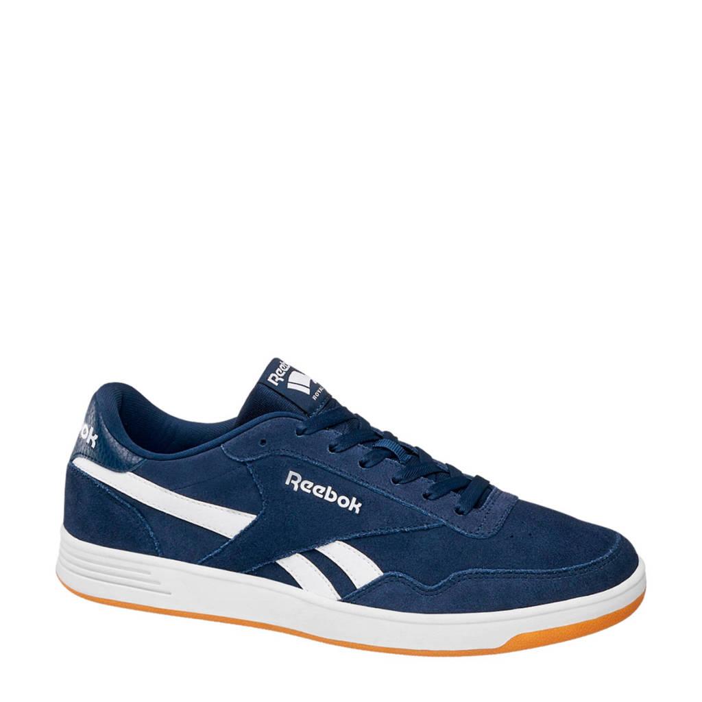 Reebok  Royal Techque T leren sneakers blauw, Blauw