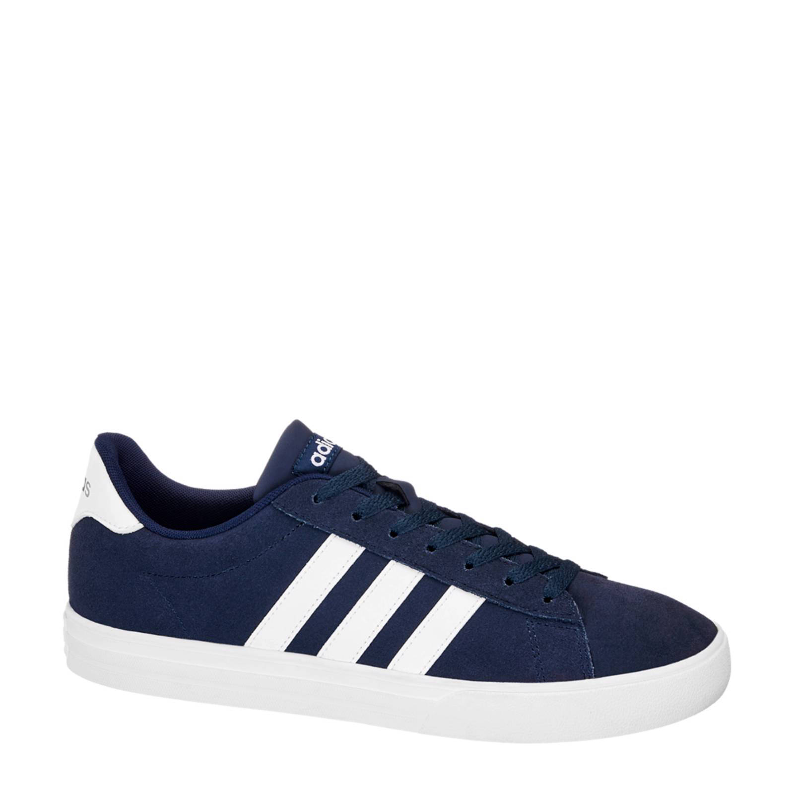 adidas Advantage sneakers blauwwit | wehkamp
