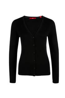 s.Oliver RED LABEL vest zwart (dames)