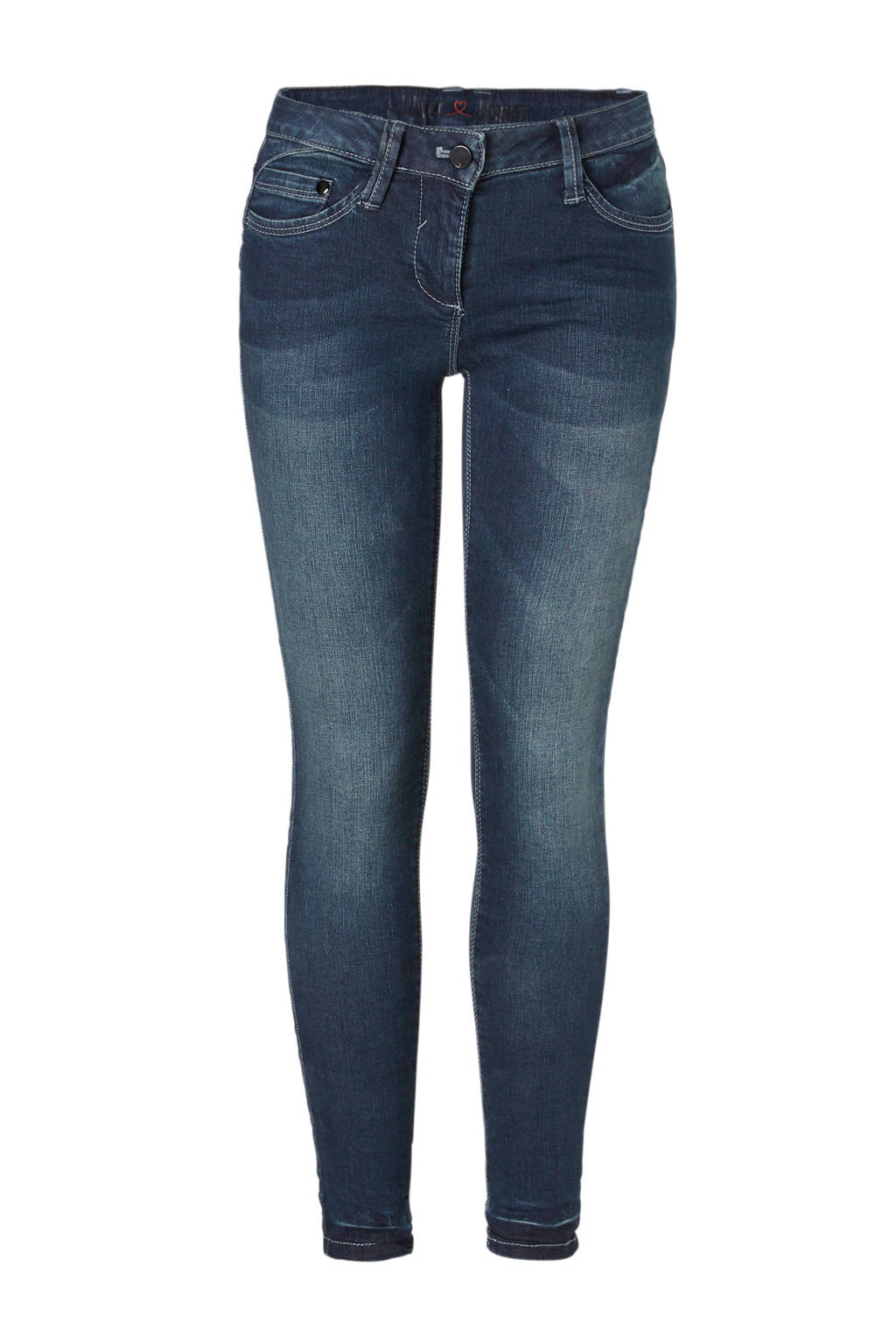 s.Oliver slim fit jeans dark denim, Dark denim