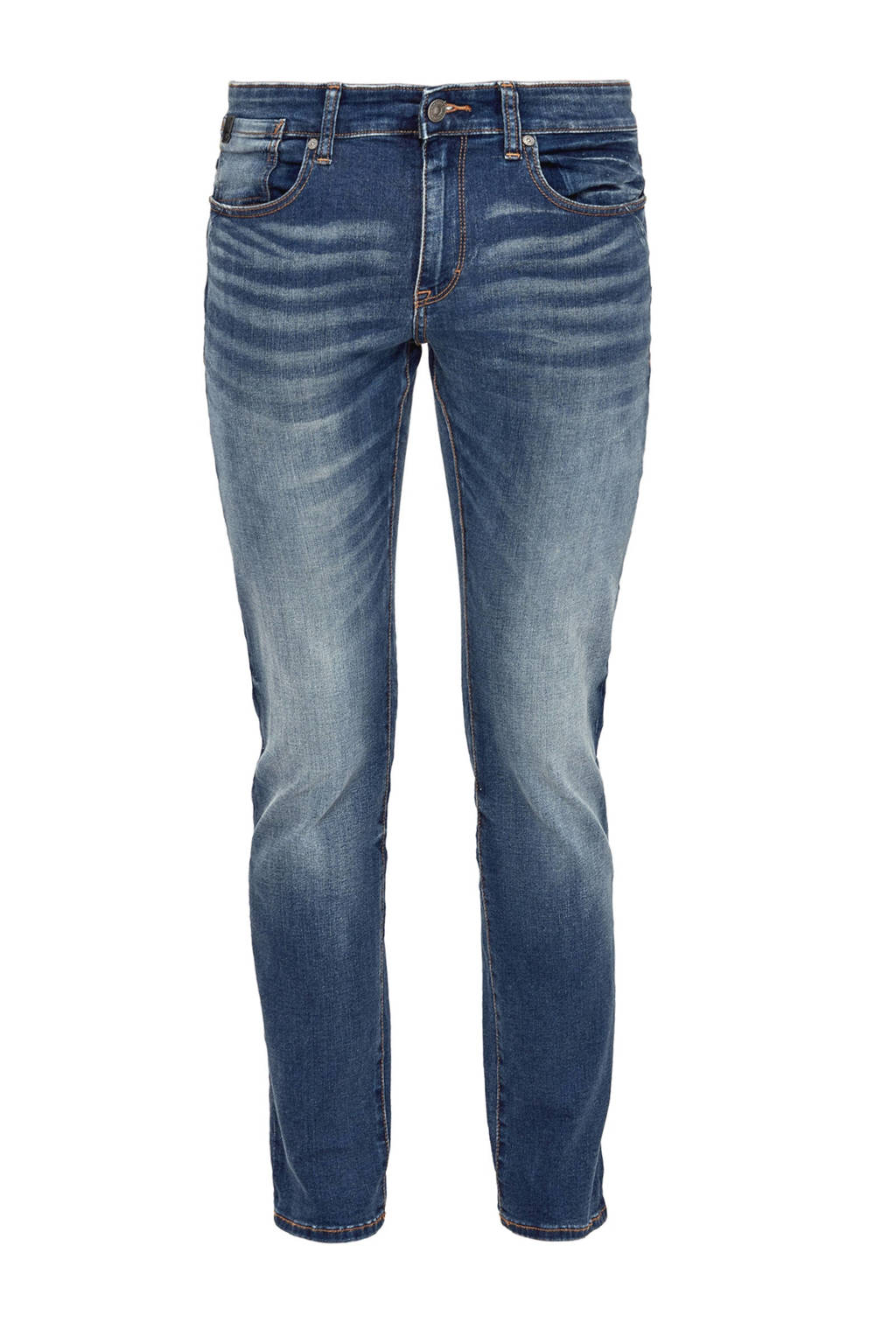 s.Oliver skinny jeans, Blauw